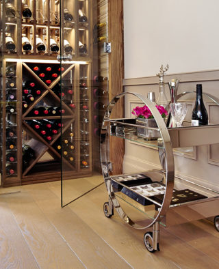 Five interior design must haves | Drinks trolleys