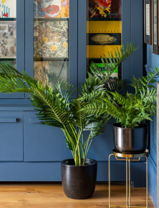 Five Interior Design Trends | Plant Stands