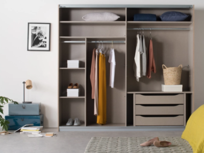 Wardrobe ideas | Fitted wardrobe | Interior design